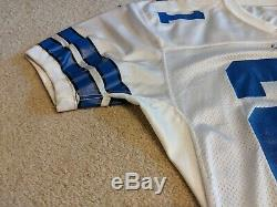 1996 Deion Sanders Cowboys Game Issued Authentic Nike Jersey SIGNED Procut