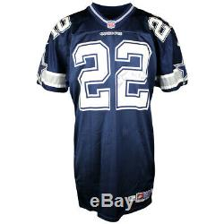 1996 Emmitt Smith Signed Game Used Dallas Cowboys Jersey JSA & Grey Flannel COA