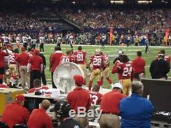 2 Green Bay Packers at San Francisco 49ers NFC Championship Game Tickets 222