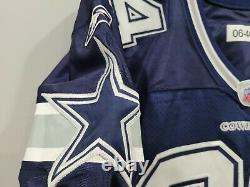 2006 Reebok NFL Dallas Cowboys Marion Barber 24 Pro Cut Game Jersey 46