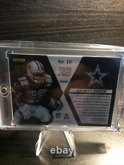 2013 Limited Emmitt Smith Game Used Patch #02/10 Cowboys Y88 /10 Sp Ssp HOF