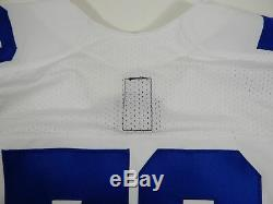 2015 Dallas Cowboys #78 Game Issued White Jersey