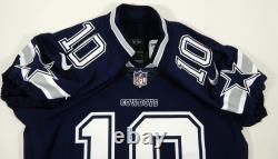 2017 Dallas Cowboys #10 Game Issued Navy Jersey DP09490