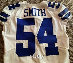 2017 Dallas Cowboys Game Issued Jersey (Jaylon Smith)