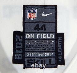2018 Dallas Cowboys Dak Prescott #4 Game Issued White Jersey DP07927