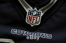 #23 DALLAS COWBOYS NIKE ON FIELD TEAM ISSUED GAME CUT 2013 JERSEY NFL BLUE sz 38
