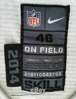 #3 Brandon Weeden of Dallas Cowboys NFL Locker Room Game Issued Jersey