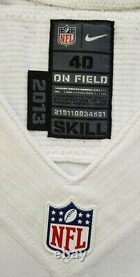 #32 Orlando Scandrick of Cowboys NFL Locker Room Game Issued Jersey