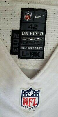 #34 Jackson of Dallas Cowboys NFL Locker Room Game Issued Jersey