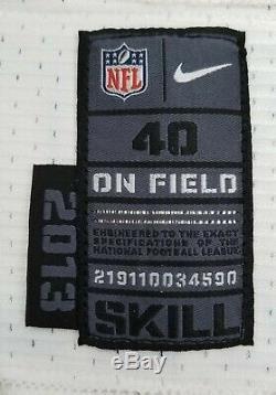 #36 Ahmad Dixon Dallas Cowboys NFL Locker Room Game Issued Lightly Worn Jersey