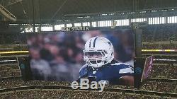 4 Dallas Cowboys Tickets vs. LA RAMS Tickets Cowboys Tix Home Game Los Angeles