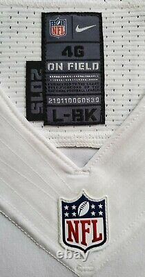 #58 Jack Crawford of Dallas Cowboys NFL Locker Room Game Issued Jersey