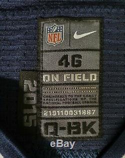 #9 Tony Romo of Dallas Cowboys NFL Locker Room Game Issued Jersey