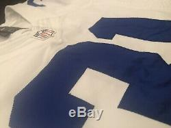 Authentic Nike Team Issued Dallas Cowboys Game Worn Jersey