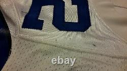 Barry Church Game Used 2010 Dallas Cowboys Rookie Jersey! 8 Repairs