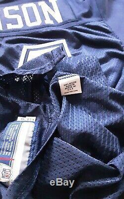 Brad Johnson Dallas Cowboys Game Used Issued Jersey Super Bowl Champion Prova