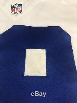 Brice Butler Dallas Cowboys Game Worn Game Used Jersey