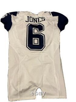 Chris Jones Dallas Cowboys Color Rush Team Issued/Game Used Jersey