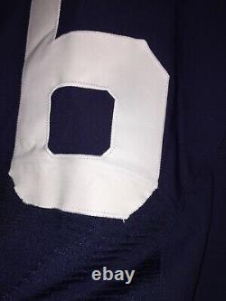 Chris Jones Dallas Cowboys Game Used Worn Jersey 2012 Nike Throwback RARE 1/1