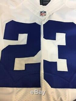 Corey White #23 Dallas Cowboys Issued Game Used Worn Jersey Skill Cut Preseason