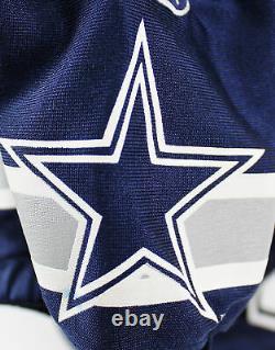Cowboys Jason Witten Game Used 07 Signed Navy Reebok Jersey Steiner Tristar PSA