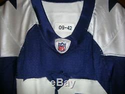 DALLAS COWBOYS NFL GAME WORN USED JERSEY Alan Ball