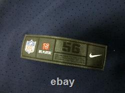Dak Prescott Dallas Cowboys Nike Elite Authentic $325 Game Jersey Navy Pro Shop