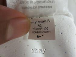 Dak Prescott Dallas Cowboys Nike Elite Authentic $325 Game Jersey White Pro Shop