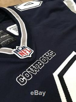 Dak Prescott Game Team Issued 2016 Jersey Dallas Cowboys Rookie