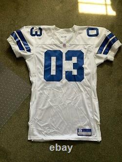 Dallas Cowboys 2003 Reebok Jersey Game Issued sz 50 Reebok Authentic New
