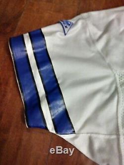 Dallas Cowboys Alfredo Roberts Game Worn Jersey 48 XL Miami Hurricanes Football