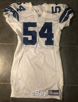 Dallas Cowboys Bobby Carpenter Game Issued 2005 jersey by Reebok Size 48