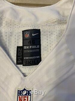 Dallas Cowboys Brandon Weeden Team Game Issued Football Jersey