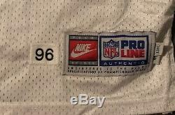 Dallas Cowboys Charles Haley Vintage 1996 Game Issue Nike Jersey
