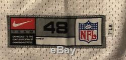 Dallas Cowboys Daryl Johnston Game Issued 1999 Nike Jersey sz 48 long SB Champ