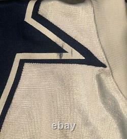 Dallas Cowboys Daryl Johnston Game Worn 1995 Apex Double Star Vintage Jersey