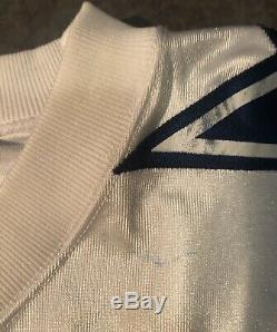 Dallas Cowboys Daryl Johnston Game Worn 1995 Apex Double Star Vintage Jersey