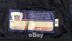 Dallas Cowboys Drew Bledsoe 2005 Reebok game Issued Jersey Provagroup Certified
