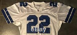 Dallas Cowboys Emmitt Smith 1996 Nike Game issued jersey Size 48