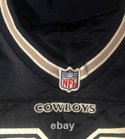 Dallas Cowboys Emmitt Smith 1996 game issued Nike jersey Size 44 Long