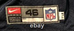 Dallas Cowboys Emmitt Smith 1999 game issued Nike jersey Size 46 + 7 Inches