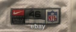 Dallas Cowboys Emmitt Smith 2000 game issued Nike jersey Tom Landry Patch Sz 46