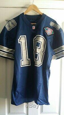 Dallas Cowboys Game Issued C. Boniol Apex jersey Size 46 1994 75th Anniversary