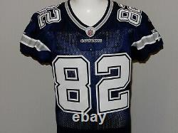 Dallas Cowboys Game Issued Jersey CUSTOMIZED to Jason Witten Size 48