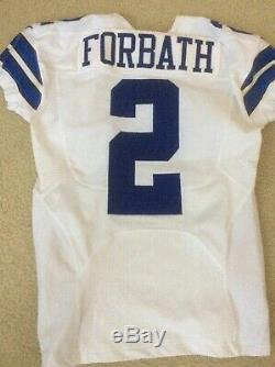Dallas Cowboys Game Issued Jersey (Forbath)