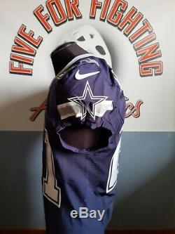 Dallas Cowboys Game Issued Jersey NFL
