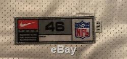 Dallas Cowboys Game Issued Michael Irvin 1999 Nike jersey 46 long +7