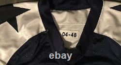 Dallas Cowboys Game Issued Roy Williams Reebox Jersey 2004 Throwback Autographed
