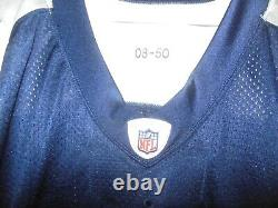 Dallas Cowboys Game Issued Worn 2008 Alternate Football Jersey