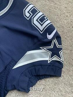 Dallas Cowboys Game/Team Issued Away Jersey